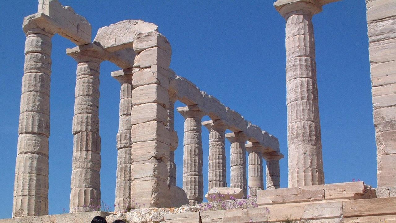 Greece Ancient Palace